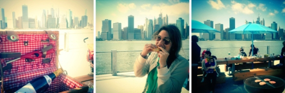 New York City, BBQ, Skyline, GirlsLove2Travel