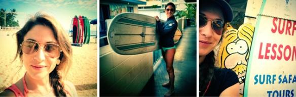 Hawaii, Surfen, Waikiki