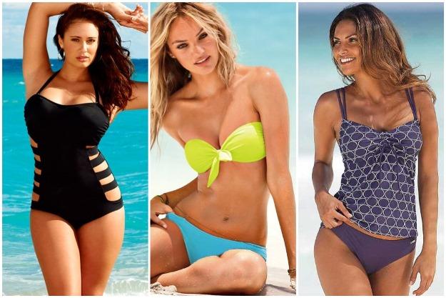 Wonderbaarlijk Bootylicious Bikini - GirlsLove2Travel DU-38