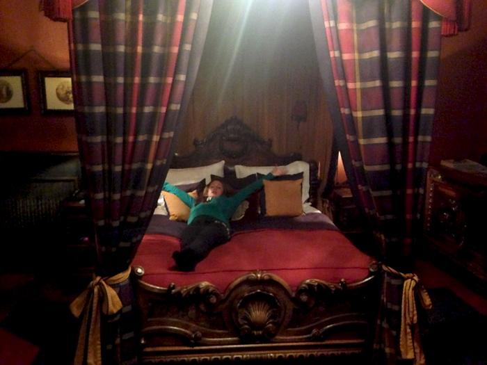 Kamer Romantisch Maken Bestellen : ... , overnachten in kasteel ...