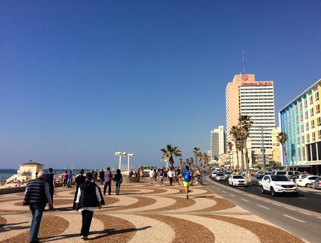 boulevard Tel Aviv
