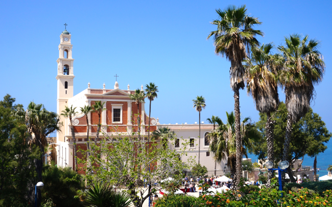 Jaffa kerk