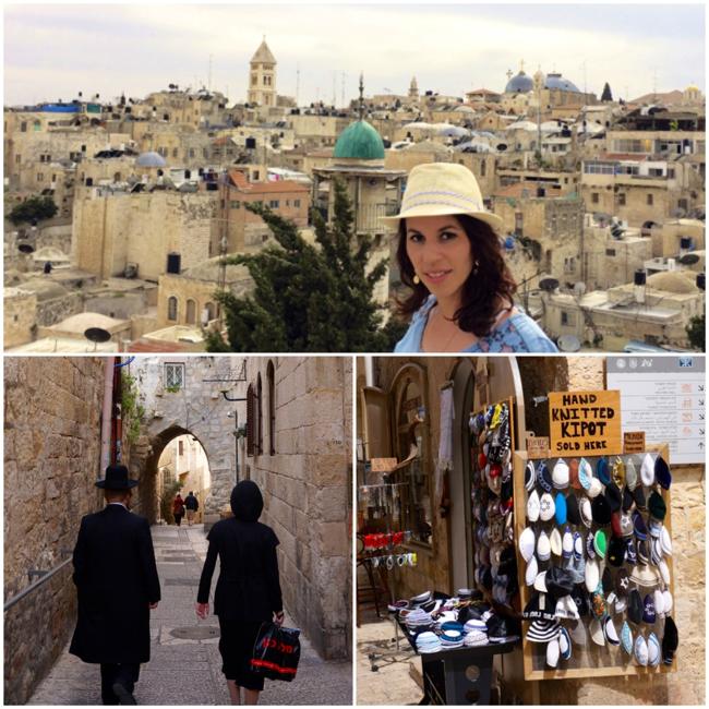 jeruzalem collage