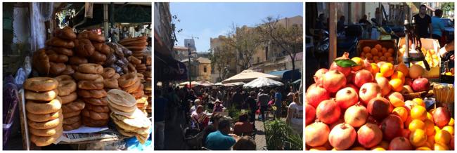 Market Tel Aviv