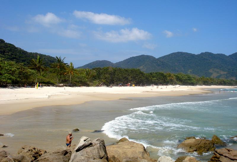 Brazilië Ilha Grande