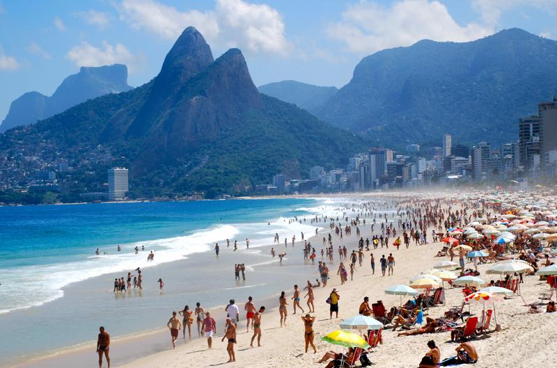 Brazilië Ipanema