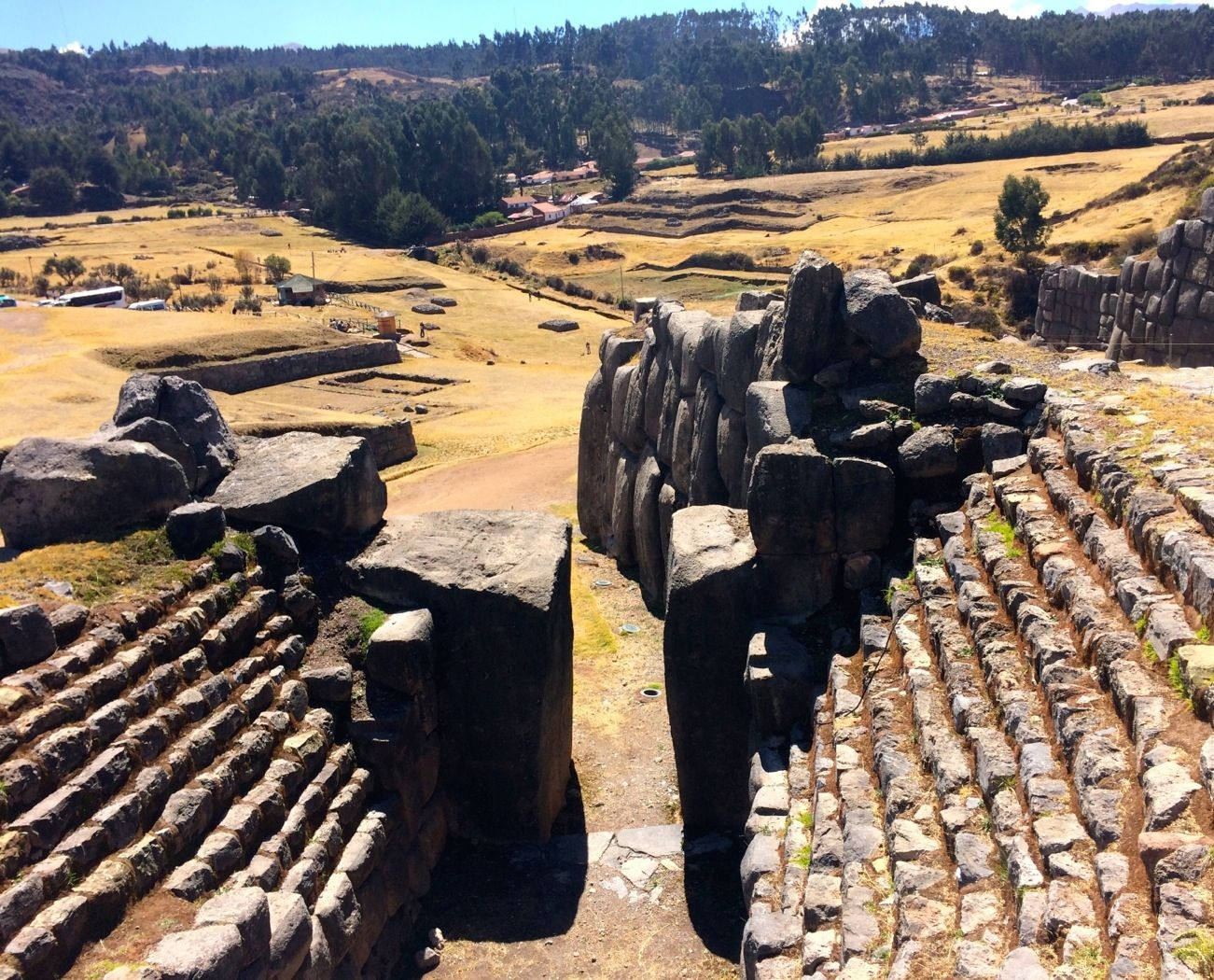 GirlsLove2Travel Sacsayhuaman2
